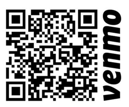 Venmo Money Matters Donation